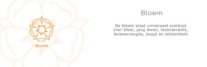 wat is de spirituele betekenis van het bloem symbool, sieraden met het bloem symbool