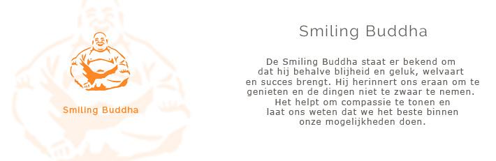 wat is de spirituele betekenis van het smiling buddha symbool, sieraden met het lachende boeddha symbool