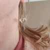 herkimer diamant oorbellen goldfilled