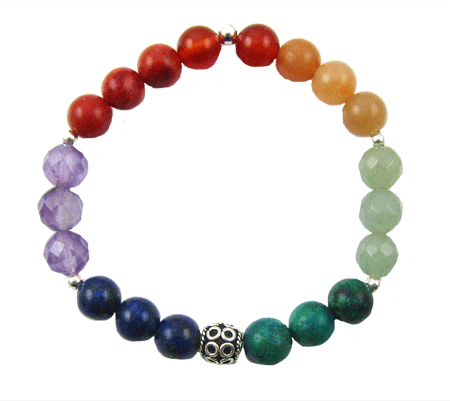 chakra-energie-armband-zilver