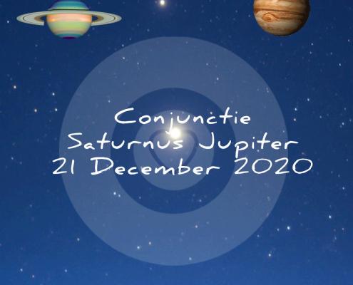 21 december conjunctie jupiter saturnus