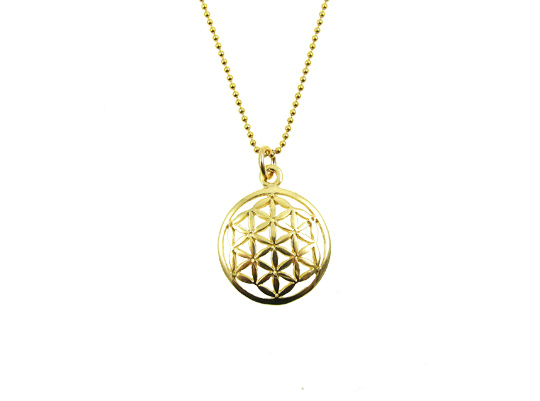 flower of life ketting