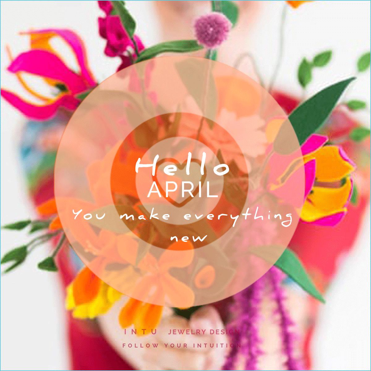 de betekenis van de maand april