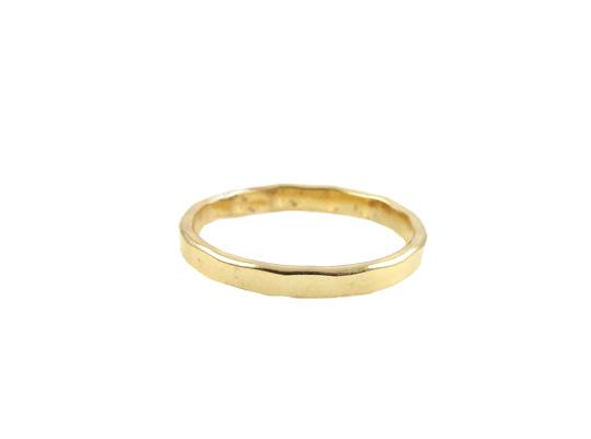 gehammerde ring