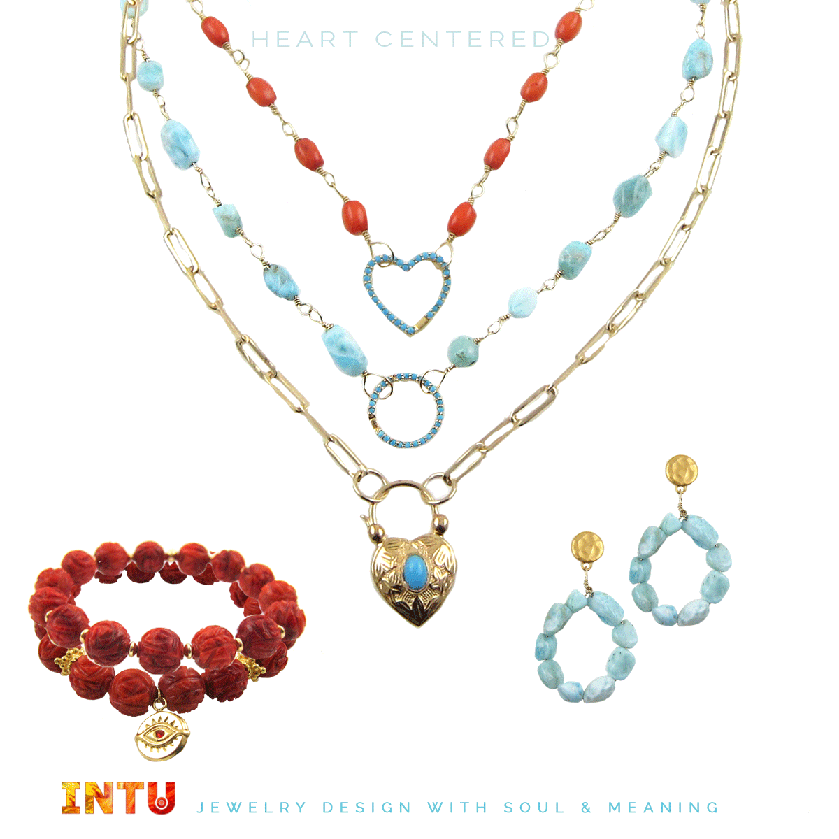 heart centered collection