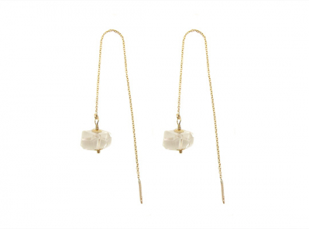 herkimer-diamant-oorbellen