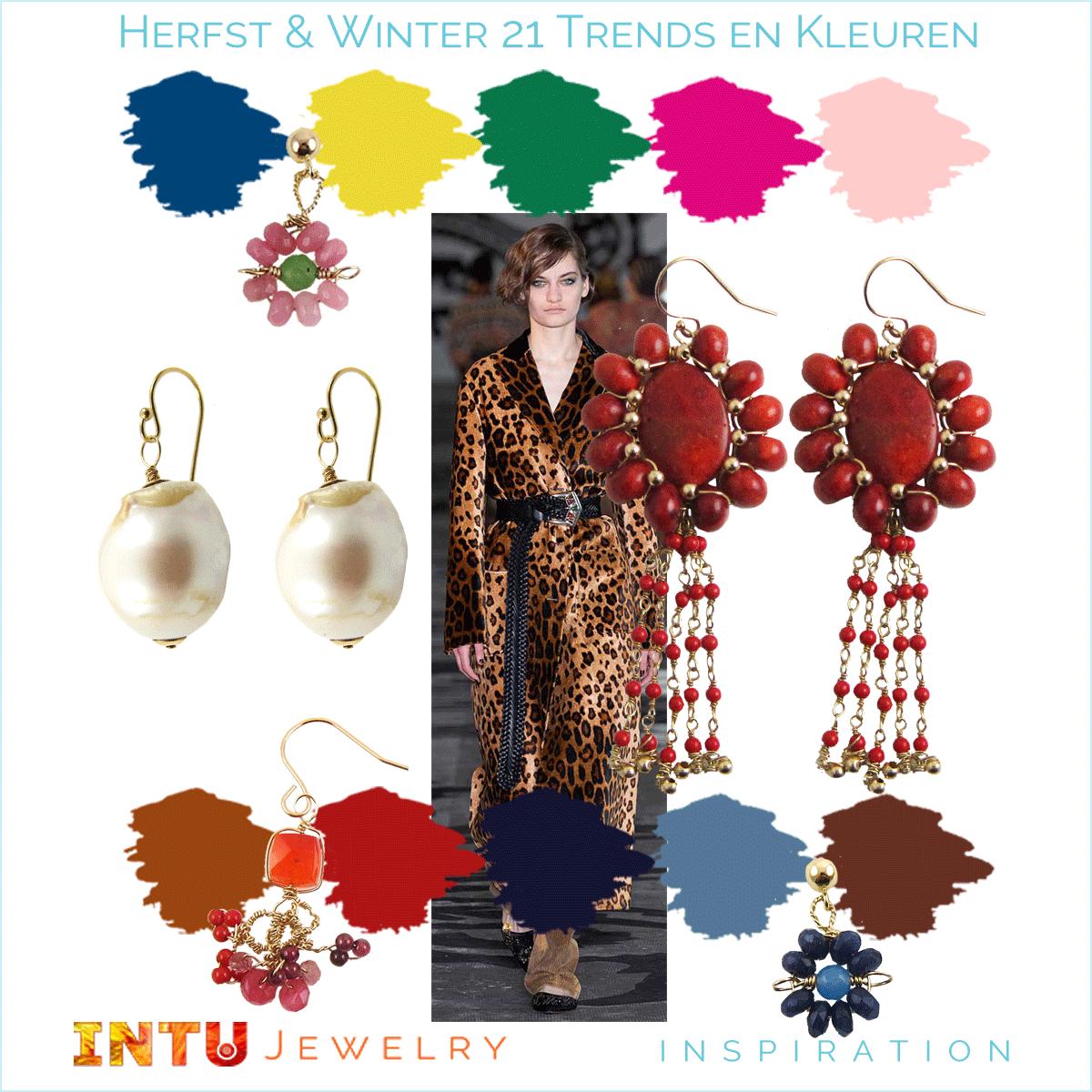 herfst en winter 2021 trends en kleuren