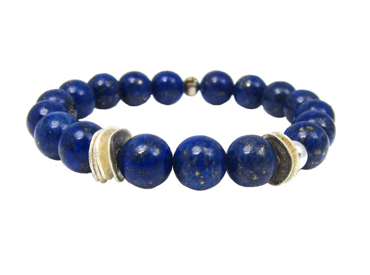 intuition lapis lazuli zilver