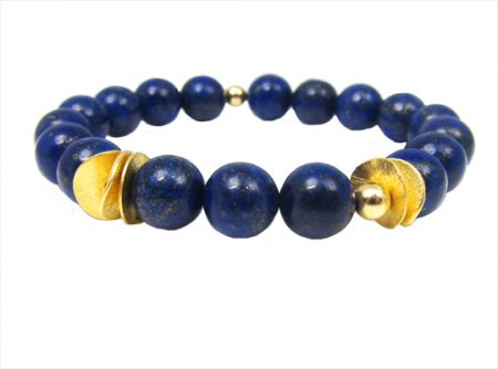 intuition lapis lazuli goud