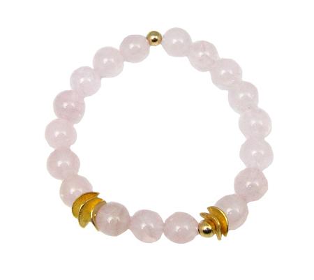 intuition-rozenkwarts-armband-goldfilled