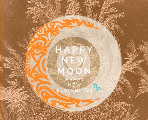 nieuwe maan 13 januari 2021