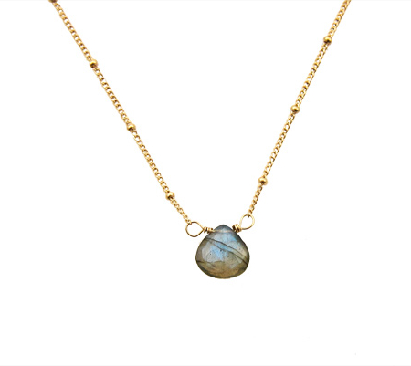 labradoriet-bliss-ketting gold filled goud