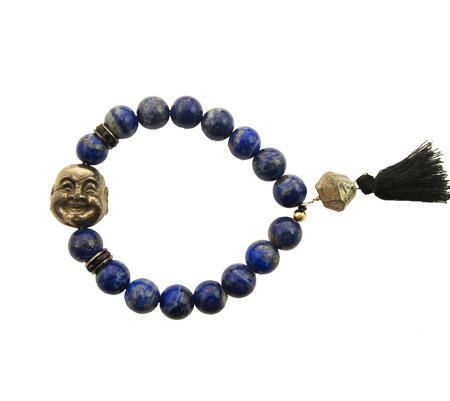 smiling buddha-lapis-lazuli