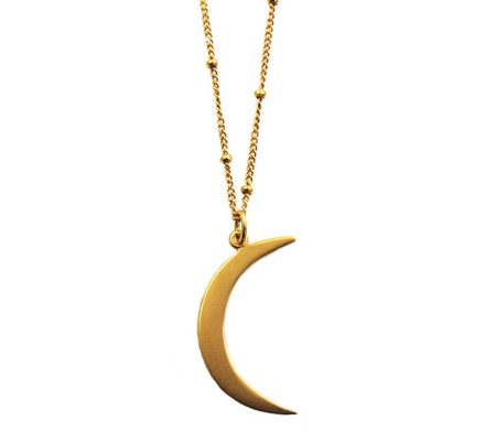 moon magicgoldfilled ketting