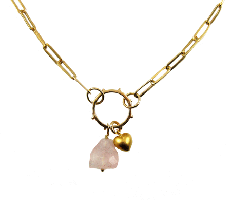 power of love ketting goldplated