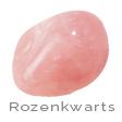 rozenkwarts edelstenen