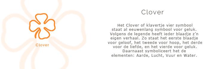 clover of klavertje vier symbool betekenis