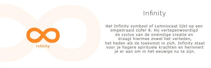 infinity symbool betekenis