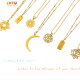 timeless gift collectie goldfilled symbolen